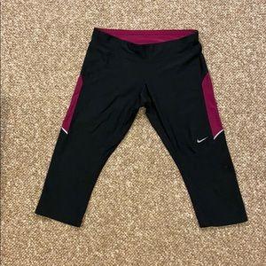 Nike Dri Fit Capris